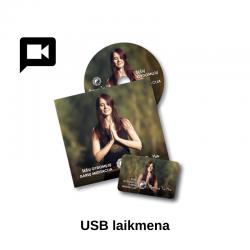 Meditacija (DVD/USB)